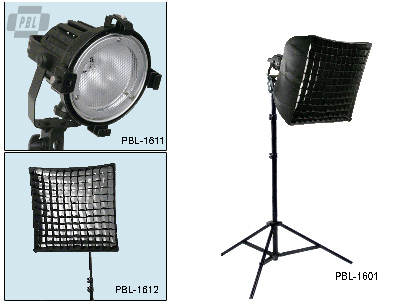 Photo, Video -  PBL MX6-CF Foucasable Single Light Softbo...