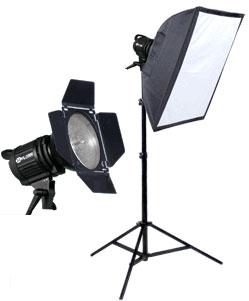 PBL Photography - Video Quartz Continuous Halogen Single Softbox Kit VL-1000  sc 1 st  Nextag & PBL Photography - Video Continuous Fluorescent Double Light Kit from ...