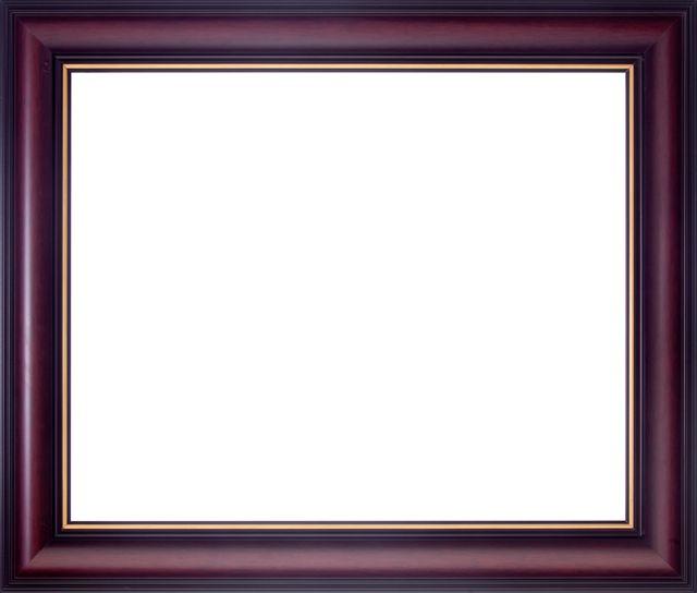 wood frame for a 20 x 30 picture walnut. Black Bedroom Furniture Sets. Home Design Ideas