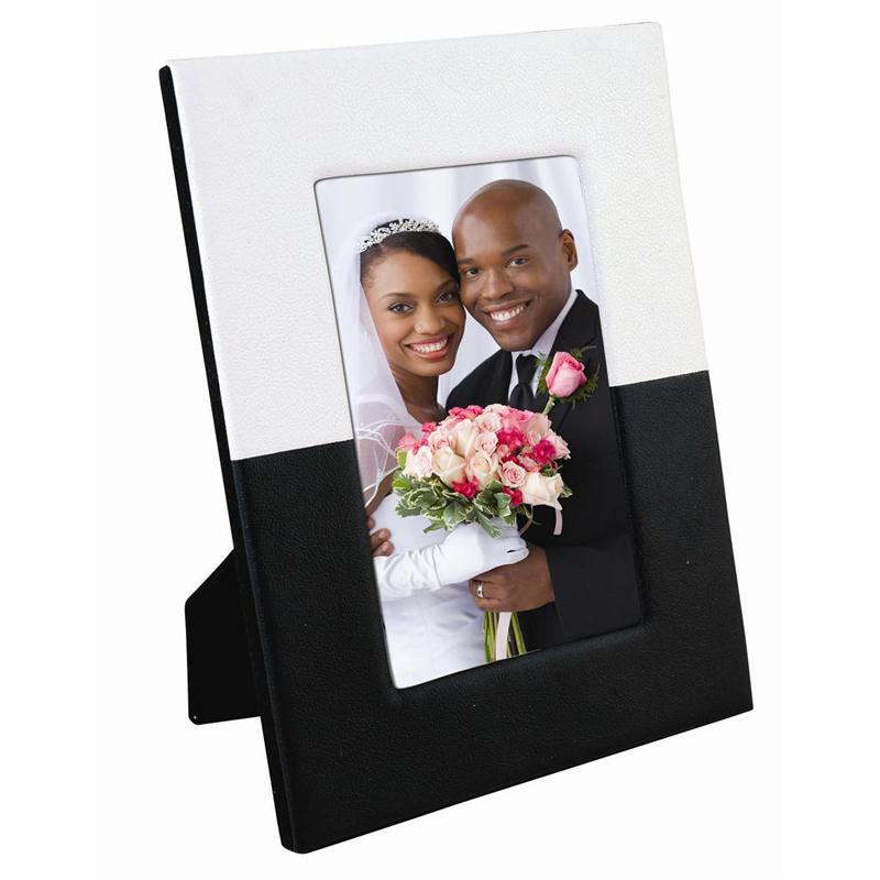 Neil Black & White Photo Frame 5x7 - Pack of 3
