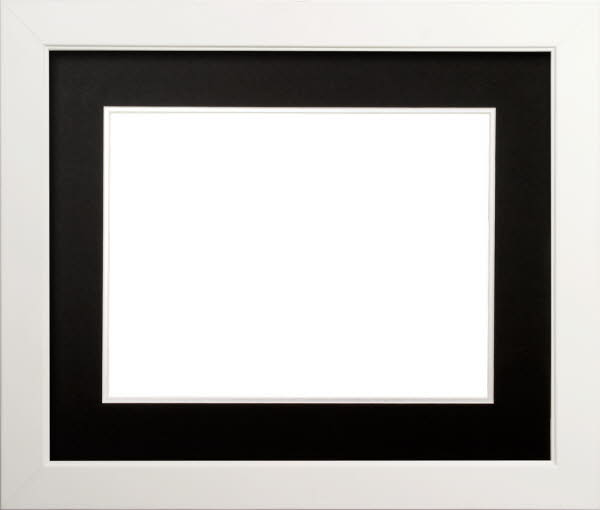 wood frame for a 18 x 24 picture white. Black Bedroom Furniture Sets. Home Design Ideas
